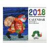 毎年の楽しみ♪2018年度の「エリック・カール 壁掛けカレンダー」ほか予約開始しました!
