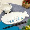 「11ぴきのねこの皿」シリーズ新登場!通販で9月中にお届けできるのは絵本ナビだけ♪