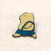 酒井駒子や高畠那生、原田治など、人気作家のトムズボックス謹製ピンバッジが増えました!