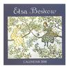 海外作家の美しい絵が楽しめる、2018年度カレンダー予約受付中。エルサ・ベスコフほか