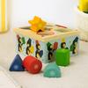 寺田順三デザインが魅力的♪「木製パズル ジオ ピンギー」が再入荷しました!